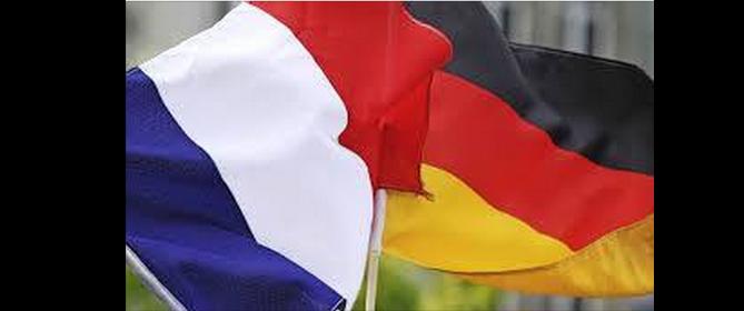 Deutschland / Frankreich in der Vorausschau