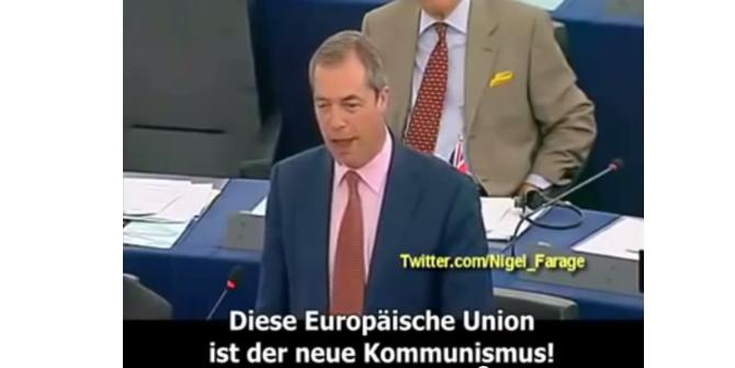 Die deutsche Regierung fährt das deutsche Volk an die Wand!