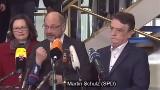 Martin Schulz - Zwischenruf Volksverräter