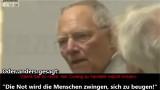 Schäuble Die Not