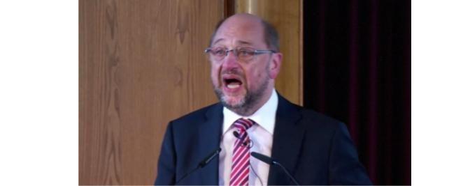 M. Schulz / Kanzlerkandidat der SPD